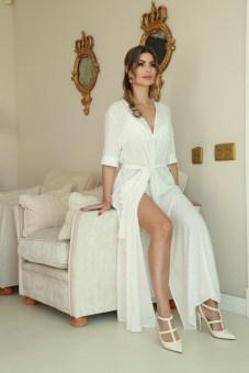 Die ehem. Miss Austria Carmen Knor ist heute als Lifestyle-Coach tätig. (Foto Tito Bosch)