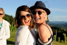 Fashion- und Brillen-Show am Kogel3. (Foto apresvino)