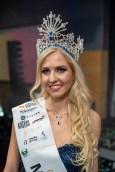 MISS EUROPE Wahl 2021 - Gewinnerin Miss Vienna und Model Beatrice Körmer. (Foto Helmut Tremmel)