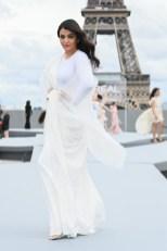 "Aishwarya Rai Bachchan - ""Le Defile L'Oreal Paris 2021"". (Photo by Pascal Le Segretain/Getty Images For L'Oreal)"