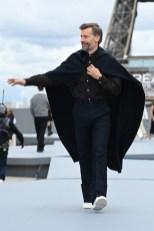 "Nikolaj Coster-Waldau - ""Le Defile L'Oreal Paris 2021"". (Photo by Pascal Le Segretain/Getty Images For L'Oreal)"