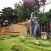 Thaîlande - Lampang / Centre de conservation des éléphants