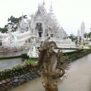 Thaîlande - Chiang Rai / Temple blanc (Wat Rong Khun)