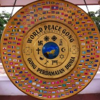 Vientiane-World-Peace-Gong