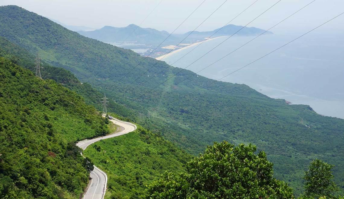 Col des nuages - Vietnam