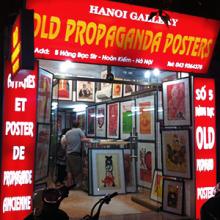 Hanoi_PropagandaPosterShop