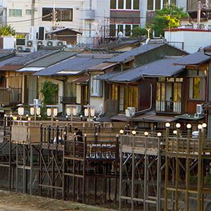 Kyoto Restaurants Pontocho