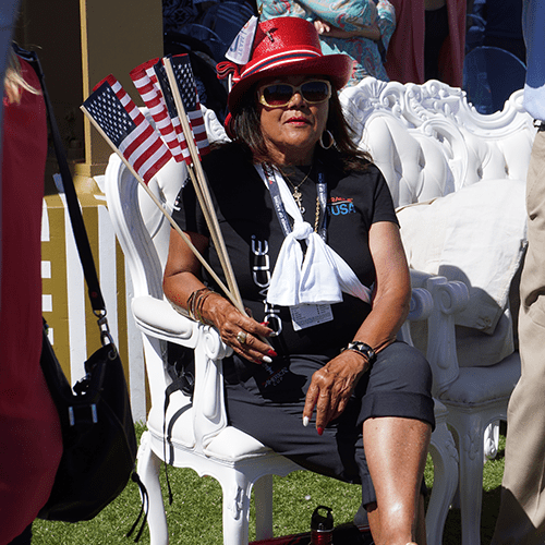 San Francisco - America Cup Supporter