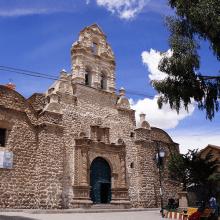 Bolivie - Potosi / Iglesia De San Bernardo