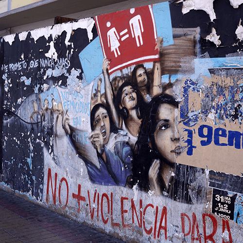 Chili / Antofagasta Streert Art