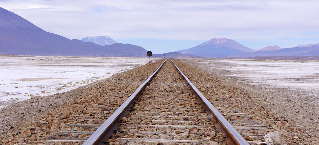 Les déserts et vastitudes de Bolivie