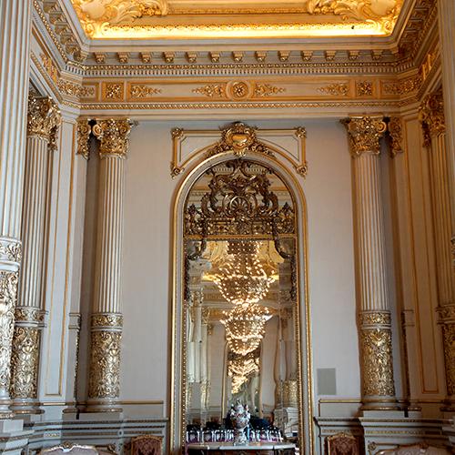 Argentine - Buenos Aires / Teatro Colón - Foyer