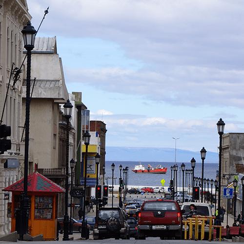 Chili - Punta Arenas