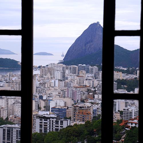 Brésil - Rio de Janeiro / Pain De Sucre