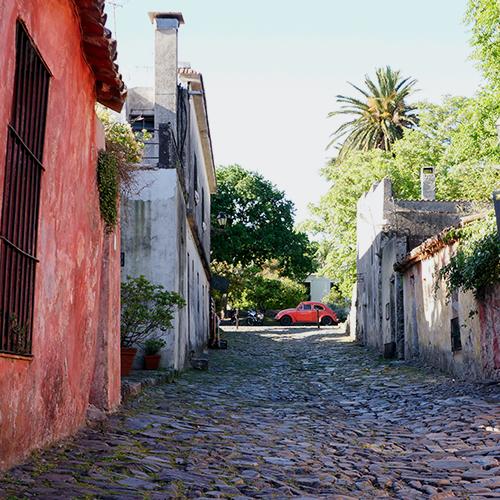 Uruguay - Colonia / Calle De Los Supiros
