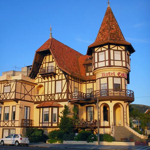 Uruguay - Piriapolis / Hotel Colon
