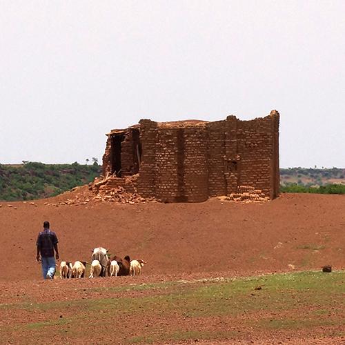 Burkina Faso - Bani - Mosquée