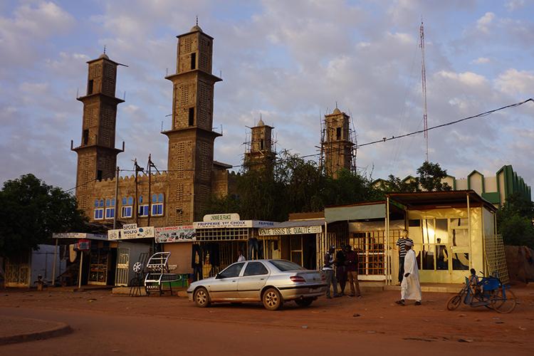 Ouagadougou Mosquée