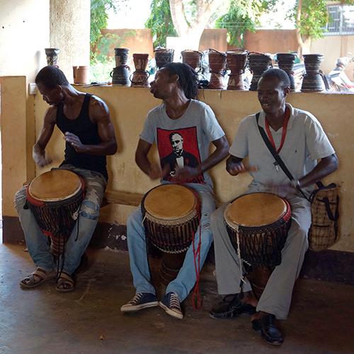 Ouagadougou Village Artisanal