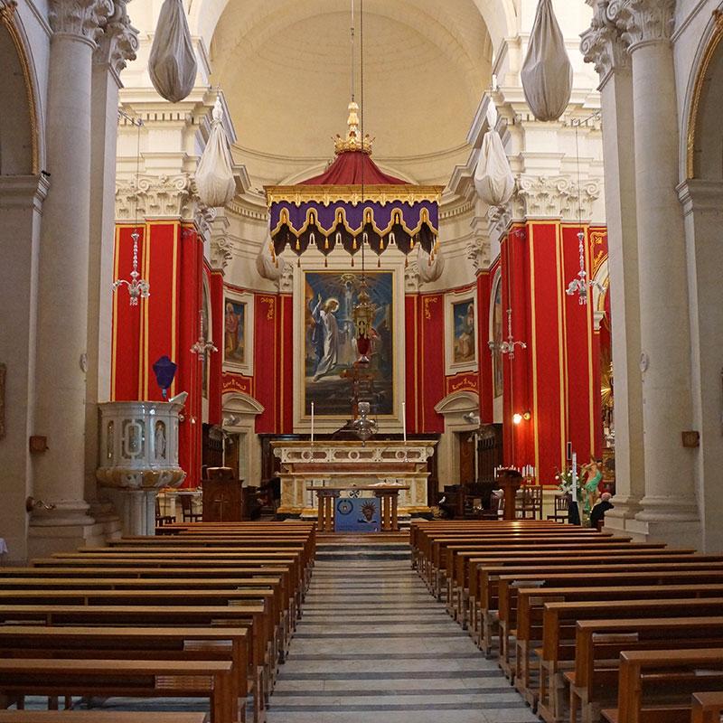 Malte - Bormla / Eglise