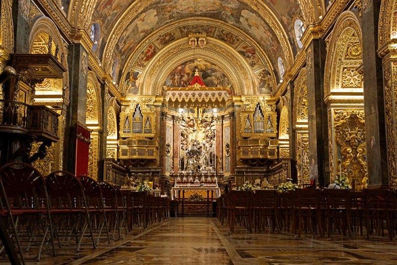 Malte - Co-Cathédrale St Jean