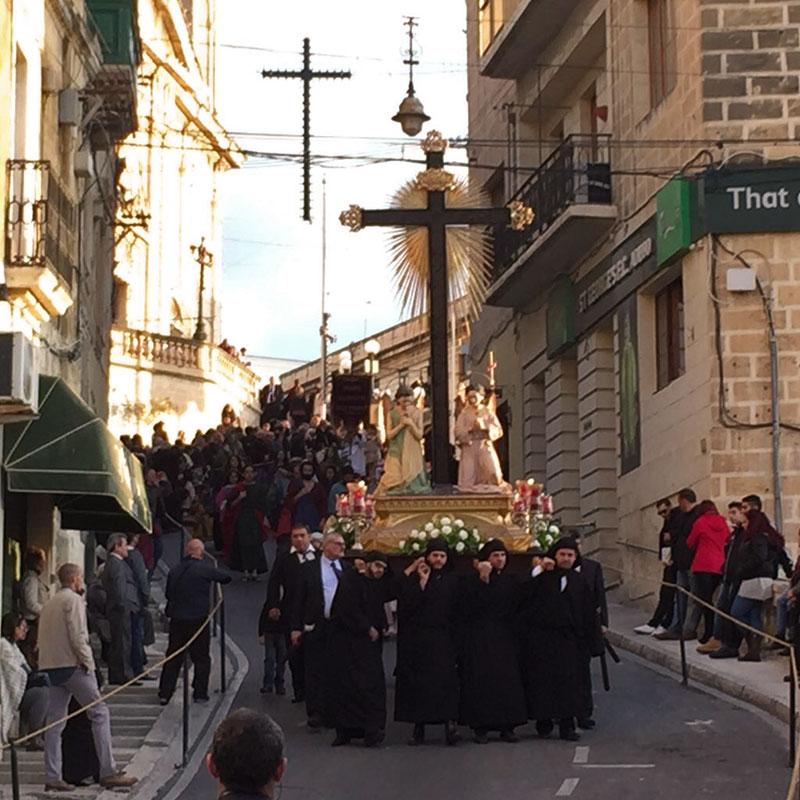 Malte - Bormla / Procession