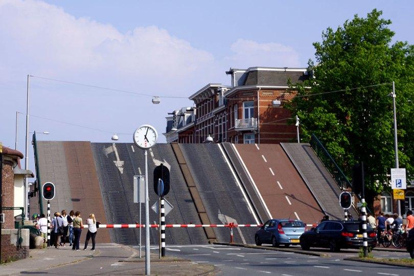 Amsterdam - Willemsbrug