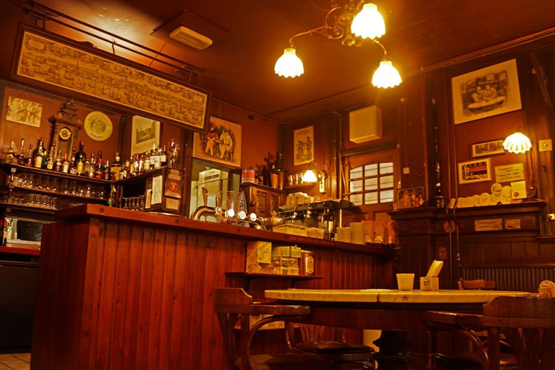 Amsterdam - Café brun