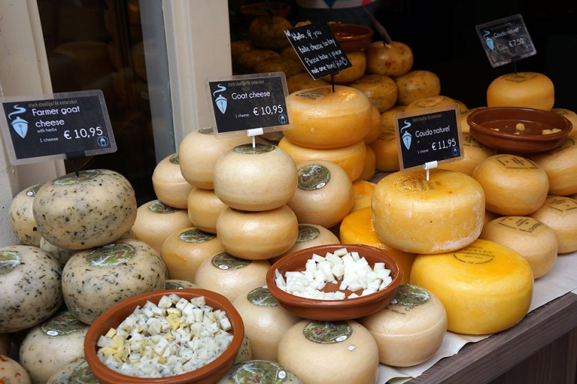Amsterdam - Fromages