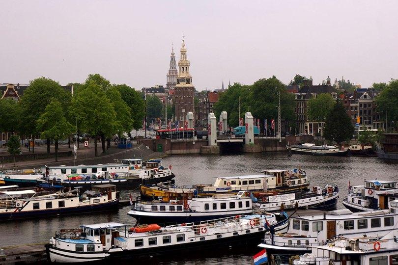 Amsterdam - Oosterdok