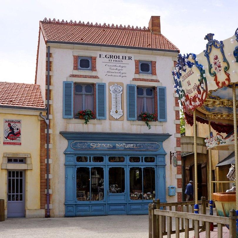 Puy Du Fou - Bourg 1900