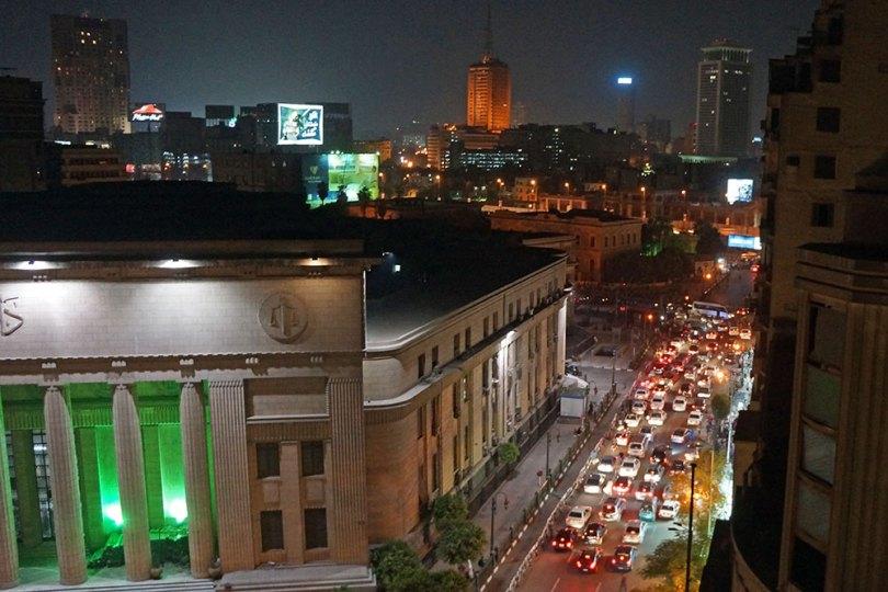 Le Caire - La cour d'appel