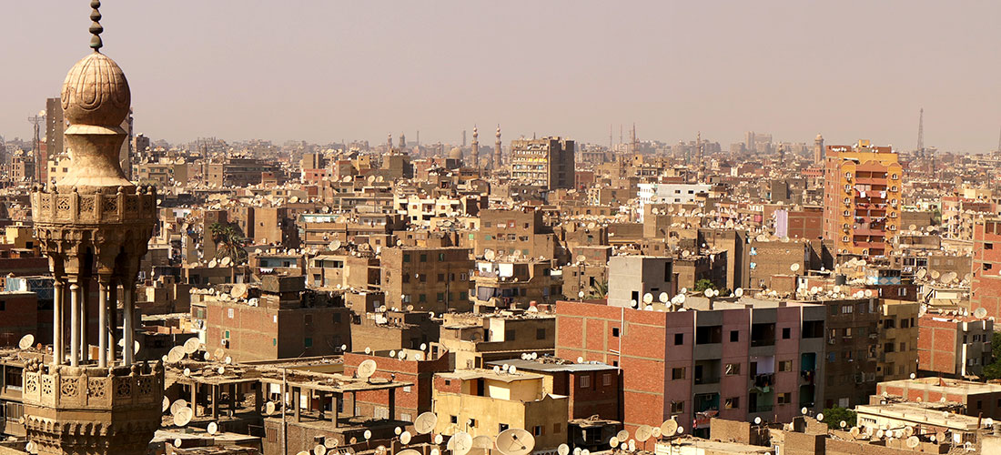 Panorama Le Caire