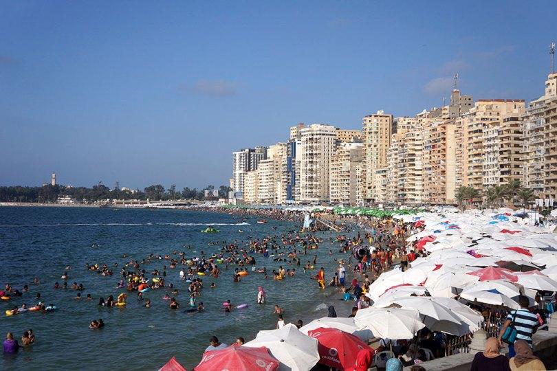 Egypte - Alexandrie