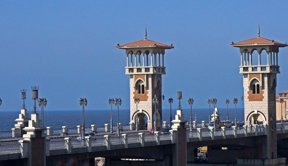 Les sirènes du port d'Alexandrie