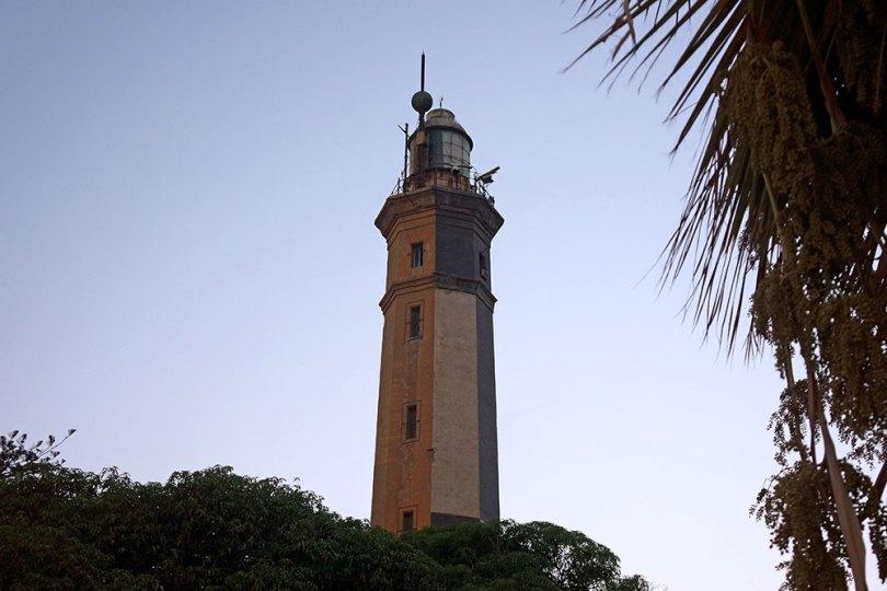Port Saïd - Ancien phare