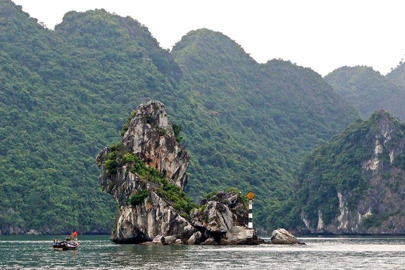 Vietnam - Baie de Halong