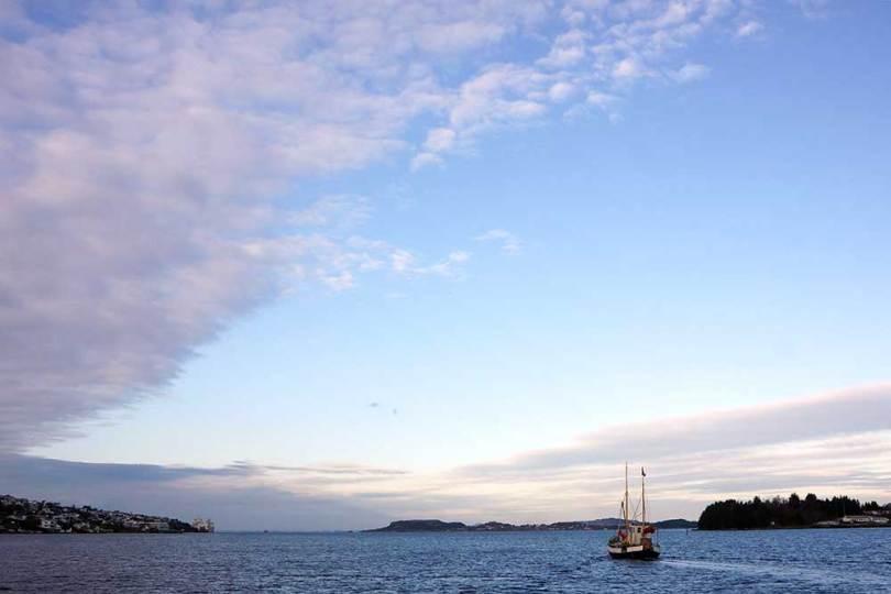 Norvège - Départ Stavanger