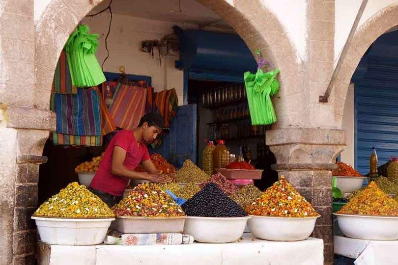 Essaouira - Marché