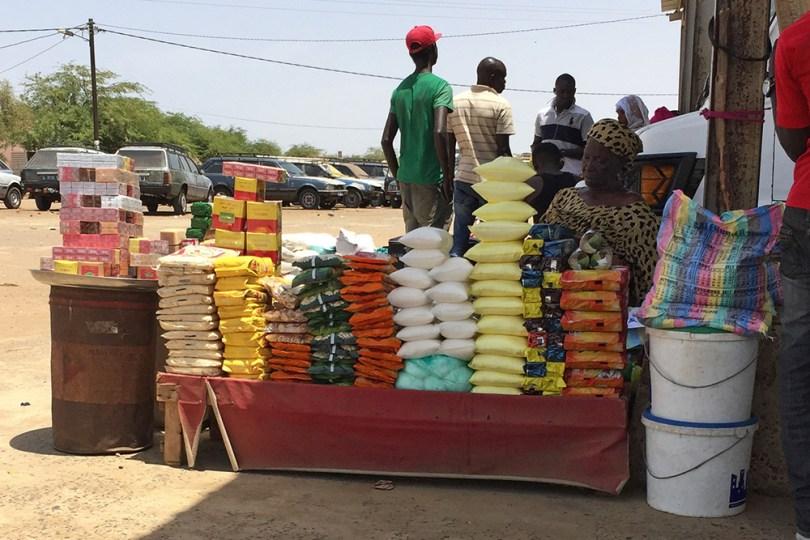 Au Garage - Rosso Sénégal