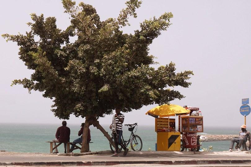 Dakar - Corniche