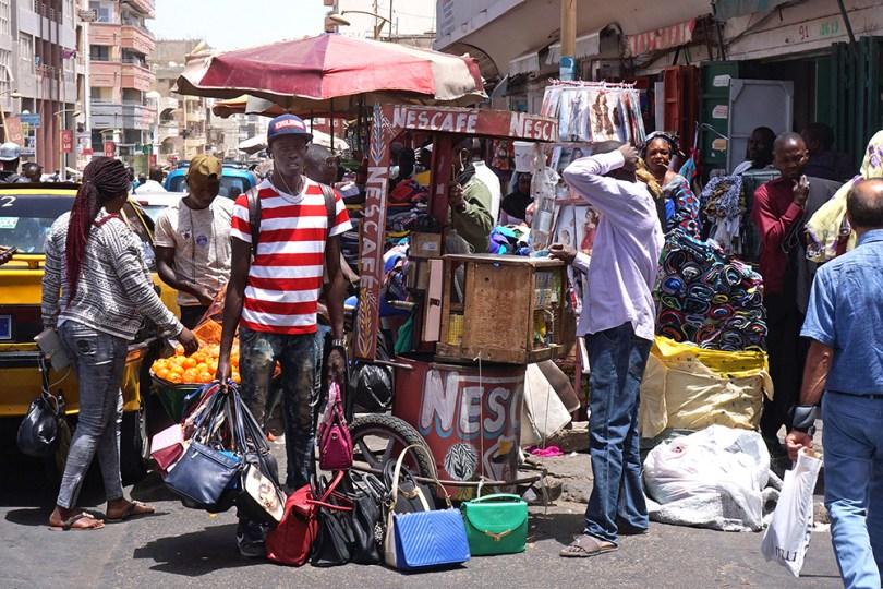 Dakar - Marché Sandaga