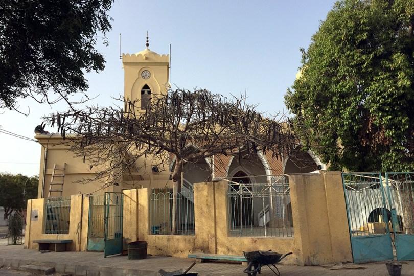 Saint-Louis du Sénégal - Grande mosquée