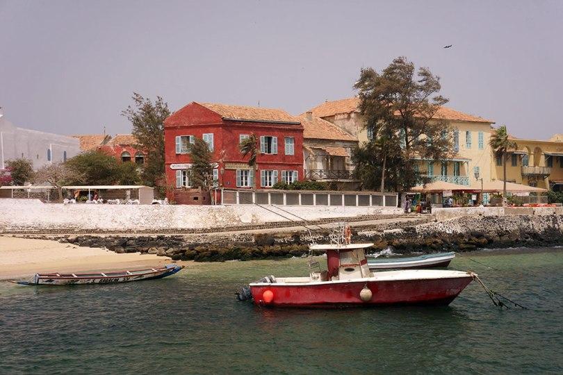 Gorée - Débarcadère
