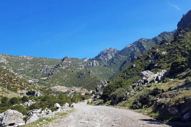 Chefchaouen - Route de Tisemlale