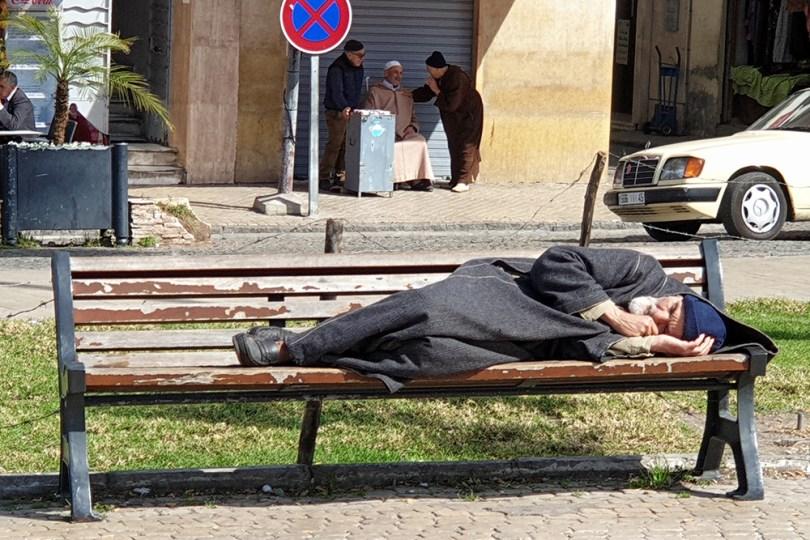 Maroc – Tanger - Place du 9 avril (Grand Socco)