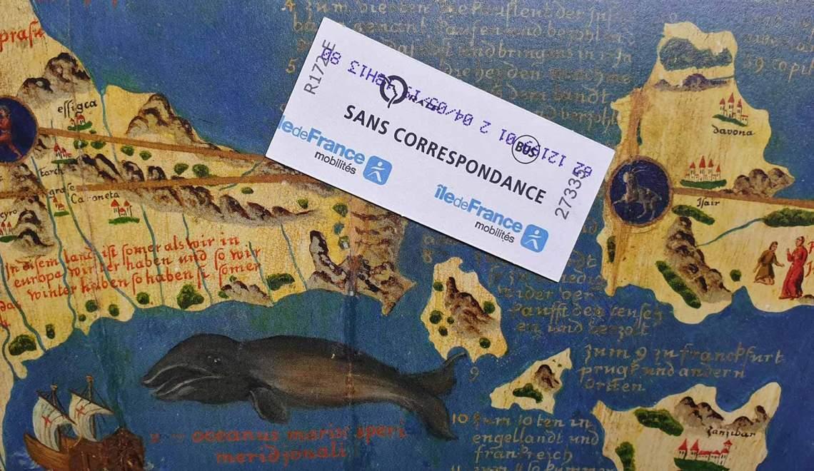 Voyage et correspondance(s)