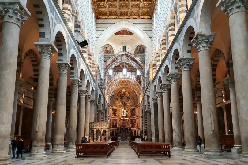Pise - Italie : Cathédrale Notre-Dame de l'Assomption