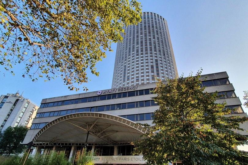 Paris - Hôtel Hyatt Regency