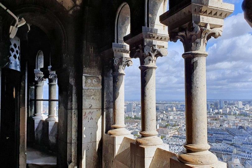 Paris - Dôme de la basilique du Sacré-Cœur